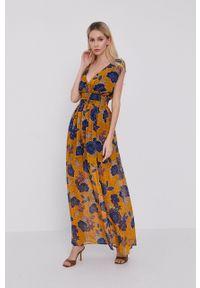 Morgan - Sukienka. Materiał: tkanina. Typ sukienki: rozkloszowane #4
