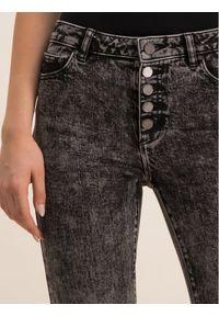 Czarne jeansy slim Michael Kors
