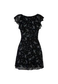Sukienka Juicy Couture bez rękawów, prosta, mini, na co dzień