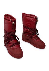 Czerwone śniegowce Inuikii
