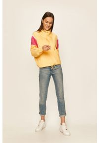 Żółta kurtka Nike Sportswear bez kaptura
