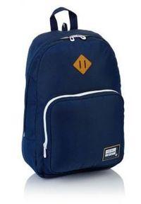 Niebieski plecak ASTRA