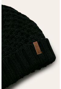 Czarna czapka Roxy