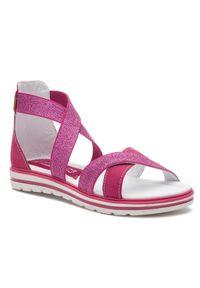 Różowe sandały Lasocki Young