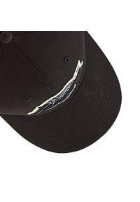 New Era - Czapka z daszkiem NEW ERA - Neon Pop Outline 9Forty 60112599 Czarny. Kolor: czarny. Materiał: materiał, bawełna, elastan