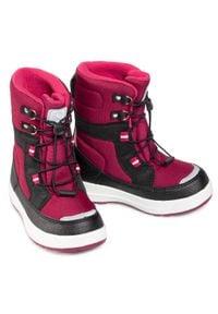 Reima - Śniegowce REIMA - Laplander 569351F 3690. Kolor: różowy. Materiał: skóra ekologiczna, materiał. Szerokość cholewki: normalna