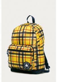 Converse - Plecak. Kolor: żółty