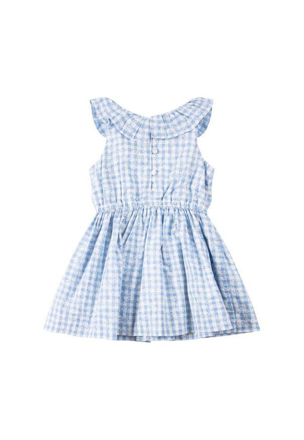 Niebieska sukienka Polo Ralph Lauren casualowa, na co dzień, polo