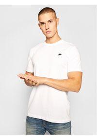Biały t-shirt Kappa
