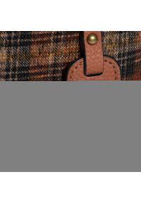 Brązowa torebka klasyczna Rieker na ramię