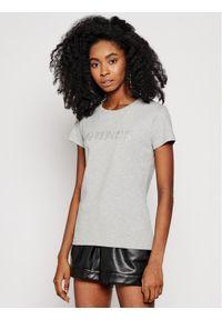 Guess T-Shirt O1GA05 K8HM0 Szary Regular Fit. Kolor: szary