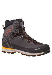 MEINDL - Buty trekkingowe męskie Meindl Litepeak Pro GTX 4634-31. Materiał: welur, skóra, materiał, guma. Szerokość cholewki: normalna. Technologia: Gore-Tex. Wzór: nadruk