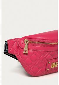 Love Moschino - Nerka. Kolor: różowy. Materiał: pikowane