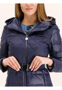 Niebieska kurtka zimowa Pennyblack