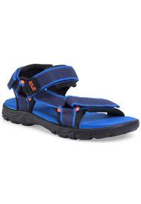 Niebieskie sandały Jack Wolfskin