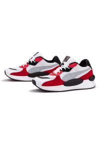 Sneakersy Puma trekkingowe, z cholewką, z aplikacjami