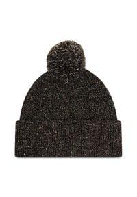 Barts - Czapka BARTS - Callac Beanie 4394001 Black. Kolor: czarny. Materiał: poliester, wełna, akryl, materiał