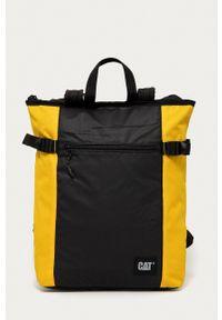 CATerpillar - Caterpillar - Plecak. Kolor: żółty