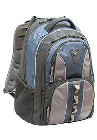 Niebieski plecak na laptopa Wenger