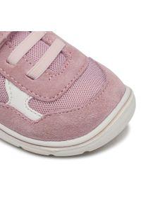 Primigi - Sneakersy PRIMIGI - 7368211 Chif. Okazja: na spacer. Zapięcie: rzepy. Kolor: różowy. Materiał: materiał, zamsz. Szerokość cholewki: normalna