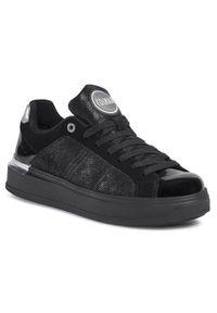 Czarne buty sportowe Colmar
