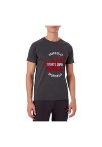 Koszulka męska treningowa Energetics Verner ux 407402. Materiał: syntetyk, materiał, bawełna. Sport: fitness