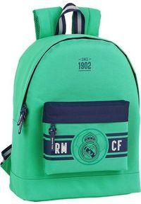 Zielony plecak na laptopa