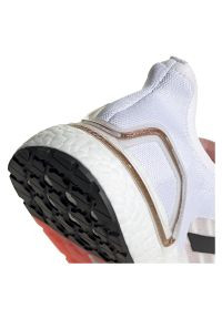 Adidas - Buty do biegania adidas Ultraboost Summer RDY FW9771. Zapięcie: sznurówki. Materiał: skóra, materiał. Szerokość cholewki: normalna. Sport: fitness, bieganie