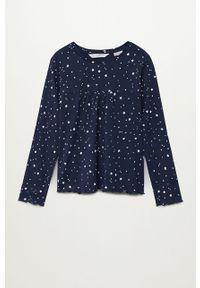 Niebieska piżama Mango Kids