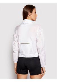 Asics Wiatrówka Sakura 2012B944 Biały Regular Fit. Kolor: biały