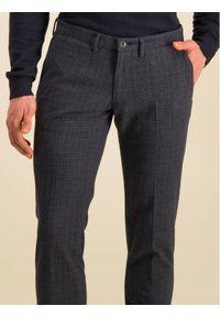 Baldessarini Spodnie materiałowe Jorck 16836/000/2298 Granatowy Regular Fit. Kolor: niebieski. Materiał: materiał #3