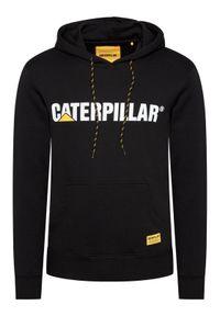 CATerpillar Bluza 2910385 Czarny Regular Fit. Kolor: czarny