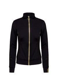Czarna bluza Goldbergh elegancka