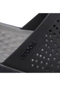 Crocs Klapki Literide Slide 205183 Czarny. Kolor: czarny