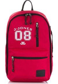 """JENNIFER JONES - Plecak Jennifer Jones 15.6"""" (4090-1)"""