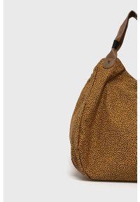 Protest - Torebka. Kolor: brązowy. Rodzaj torebki: na ramię #3