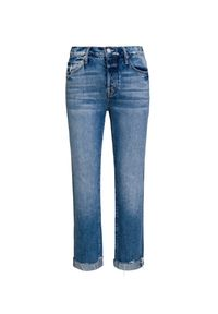 Mother - Jeansy MOTHER THE SCRAPPER CUFF ANKLE FRAY. Materiał: jeans. Sezon: lato. Styl: retro