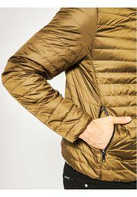 Zielona kurtka puchowa Geox #7