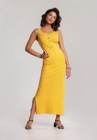 Żółta sukienka Renee