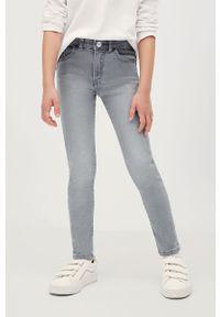 Szare jeansy Mango Kids