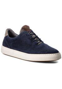 Niebieskie sneakersy Marc O'Polo