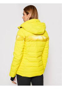 CMP Kurtka narciarska 30W0686 Żółty Regular Fit. Kolor: żółty