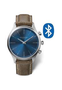 Kronaby Vodotěsné Connected watch Sekel A1000-3759. Styl: retro