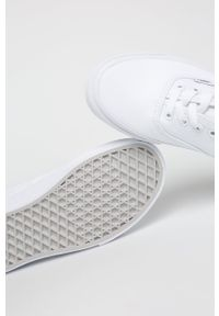 Vans - Tenisówki Authentic. Zapięcie: sznurówki. Kolor: biały