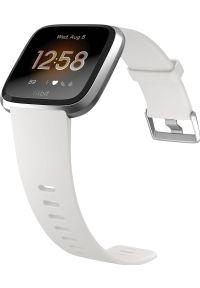 Srebrny zegarek FITBIT smartwatch