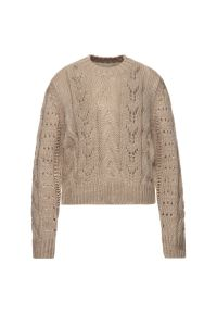 Beżowy sweter Pepe Jeans