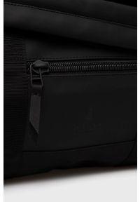 Rains - Torba 1353 Duffel Bag Small. Kolor: czarny
