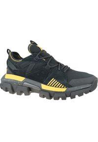 Czarne sneakersy CATerpillar z cholewką