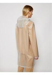 Rains Kurtka przeciwdeszczowa Unisex 1269 Biały Regular Fit. Kolor: biały #10