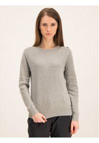 Szary sweter klasyczny Helly Hansen
